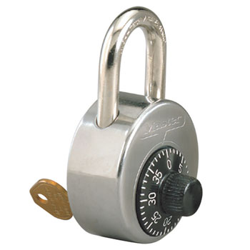 Master Lock Student Locker Lock 2010